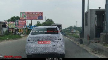 Next-gen 2020 Honda City spied in India for the first time