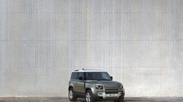 All-new Land Rover Defender - Image Gallery