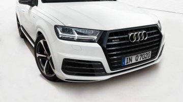 Audi Q7 Black Edition - Image Gallery
