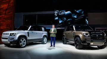 2020 Land Rover Defender breaks cover at IAA 2019