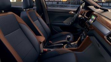Latam Spec VW T-Cross - Image Gallery