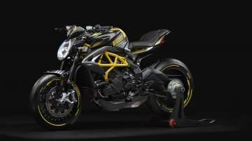 MV Agusta Dragster 800 RR to be offered in India in Pirelli Edition also - Report