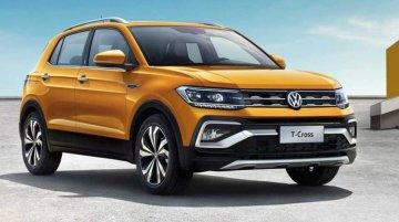 2020 Auto Expo: भारत में Volkswagen T-Cross होगी शोकेस, जानें डिटेल