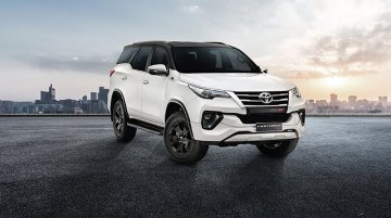 2019 Toyota Fortuner TRD Celebratory Edition launched in India at INR 33.85 lakh