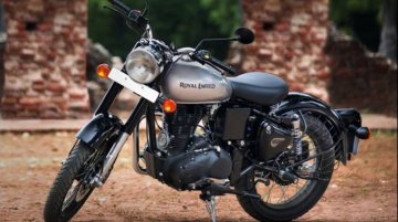 Royal Enfield Classic 350 S with single-channel ABS launched in India