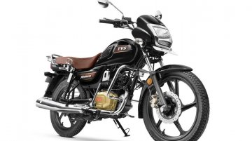TVS Radeon 'Commuter of the Year' celebratory special edition launched [Video]