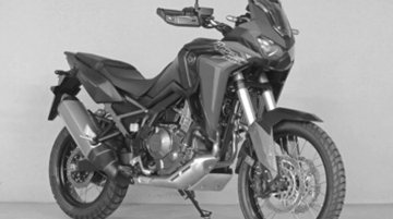 2020 Honda Africa Twin and 2020 Honda Africa Twin Adventure leaked