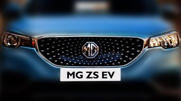 MG eZS teased in India, to be launched in December