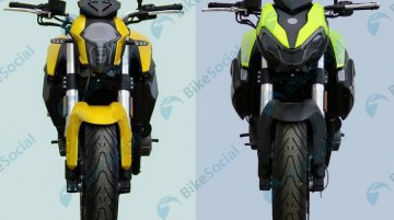 Benelli TNT 600i to be available in two design forms?