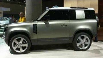 2020 Land Rover Defender - World Premiere at the 2019 Frankfurt Motor Show - IAA 2019