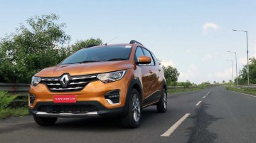 Renault Triber Review- First Drive Experience