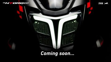 TVS Ntorq 125 with full-LED headlight teased ahead of launch [Video]