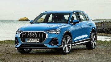Second-gen Audi Q3 - Image Gallery