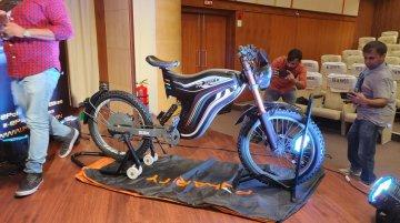 Polarity Smart Bikes S3K - Image Gallery