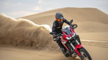 2020 Honda Africa Twin to be launched in India on 5 March