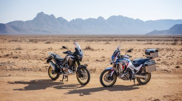 2021 Honda Africa Twin launched; less powerful & costlier than MY2020