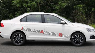 Chinese-spec next-gen Skoda Rapid leaked, Indian-spec car to be more advanced