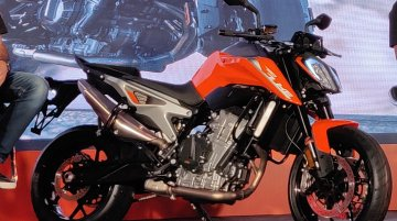 Much-awaited KTM 790 Duke launched in India [Update]