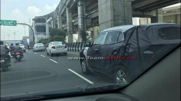 Next-gen 2020 Hyundai Creta spied in India once again