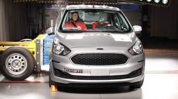 Made-in-India Ford Figo Sedan (Aspire) scores 4-star rating at Latin NCAP