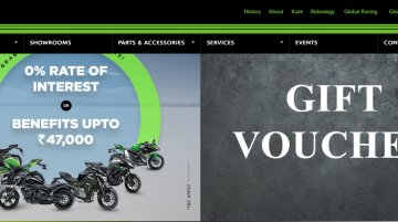 Special offer brings Kawasaki motorcycles at 0% rate of interest or benefits worth INR 47,000