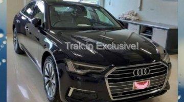 डीलरशिप पर आना स्टार्ट हुई 2019 Audi A6, जल्द होगी भारत में लॉन्च