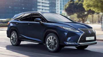Lexus RX L (3-row Lexus RX) launched in India, priced at INR 99.0 lakh
