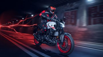 2020 Yamaha MT-03 unveiled