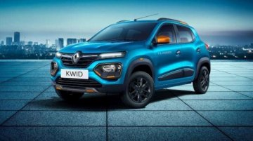 2020 Renault Kwid (facelift): Variants explained
