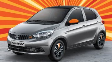 Limited edition 2019 Tata Tiago WIZZ launched at INR 5.40 lakh