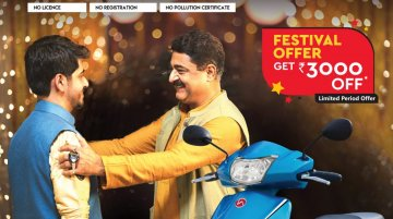 Hero Electric announces festive discount of INR 3,000