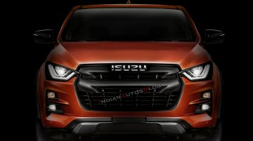 India-bound next-gen Isuzu D-Max teased, to debut on 11 October [Video]