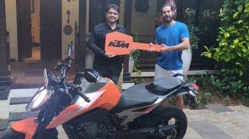 KTM 790 Duke Indian deliveries commence