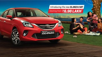Toyota Glanza gets cheaper, now priced from INR 6.98 lakh