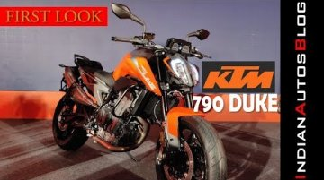 2019 KTM 790 Duke | India Launch | The Duke we have all been waiting for!