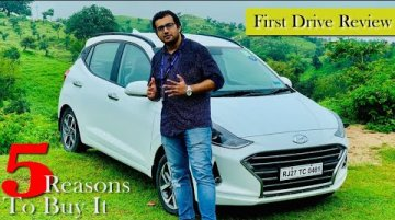 2019 Hyundai Grand i10 Nios | First Drive Review | Five Reason to Buy It