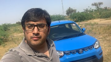Maruti S-Presso Walkaround From First Drive