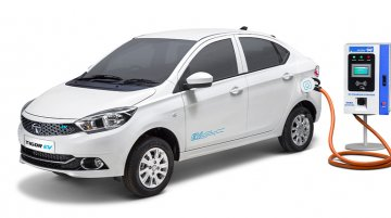 Tata Tigor EV range extended, launched for private buyers [Update]