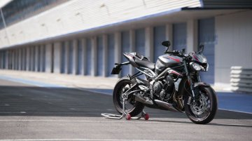 2020 Triumph Street Triple RS price hiked by INR 20K - IAB Report