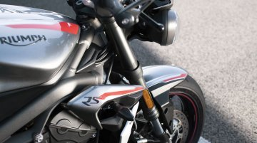 2020 Triumph Street Triple RS India launch postponed until further notice