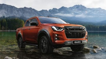 India-bound 2020 Isuzu D-Max unveiled in Thailand