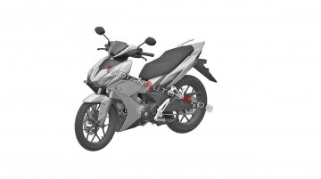 Honda readies a new underbone 150 for ASEAN markets