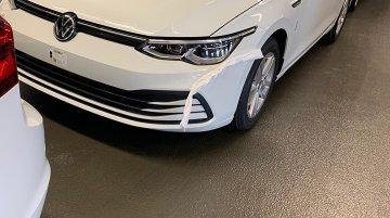 2020 VW Golf (VW Golf Mk8) leaked via spy pics from TVC shoot [Update]