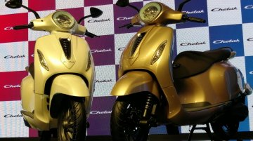 Top 5 upcoming premium electric scooters will blow your mind: From Bajaj Chetak to TVS Creon