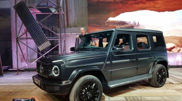 Mercedes-Benz G 350 d launch in live Image Gallery