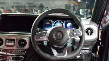 Mercedes G 350 d - Image Gallery
