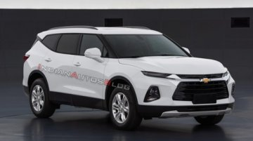 World Exclusive: 2020 Chevrolet Blazer XL design and specs leaked