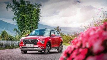 मीडिया के लिए जारी हुई 2020 Hyundai ix25 (2020 Hyundai Creta) की पहली तस्वीर