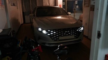 2020 Hyundai Azera (facelift) leaked, looks the boldest Hyundai sedan ever