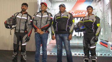 TVS Motor launches range of riding gear and causal wear
